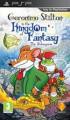 Geronimo Stilton : Le Royaume de la Fantaisie - PSP