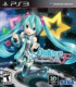 Hatsune Miku : Project Diva f - PS3