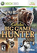 Cabela's Big Game Hunter 2010 - Xbox 360