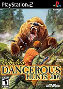Cabela's Dangerous Hunts 2009 - PS2