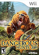 Cabela's Dangerous Hunts 2009 - Wii