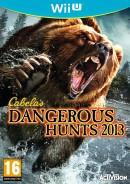 Cabela's Dangerous Hunts 2013 - Wii U