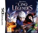 Les Cinq Légendes - DS