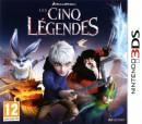 Les Cinq Légendes - 3DS