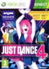 Just Dance 4 - Xbox 360