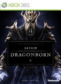 The Elder Scrolls V : Skyrim Dragonborn - Xbox 360