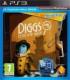 Wonderbook : Diggs Détective Privé - PS3
