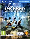 Epic Mickey : Le Retour des Héros - PSVita