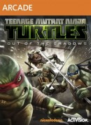 Teenage Mutant Ninja Turtles : Out of the Shadows - Xbox 360
