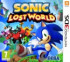 Sonic Lost World - 3DS