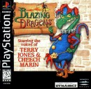 Blazing Dragons - PlayStation