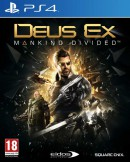 Deus Ex : Mankind Divided - PS4