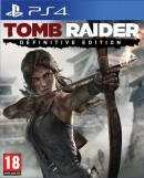 Tomb Raider : Definitive Edition - PS4
