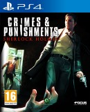 Sherlock Holmes : Crimes And Punishments - PS4