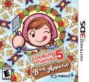 Cooking Mama 5 : Bon Appétit ! - 3DS