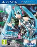 Hatsune Miku : Project Diva F 2nd - PSVita
