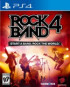 Rock Band 4 - PS4