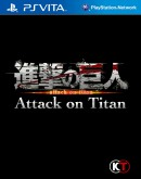 Attack On Titan : Wings of Freedom - PSVita