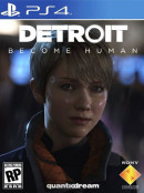 Detroit : Become Human - PS4