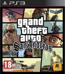 Grand Theft Auto : San Andreas - PS3