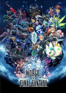 World of Final Fantasy - PSVita