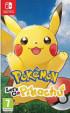Pokémon : Let's Go, Pikachu - Nintendo Switch