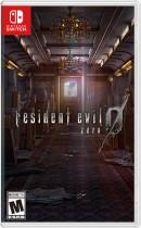 Resident Evil 0 - Nintendo Switch