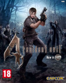 Resident Evil 4 HD - Nintendo Switch