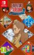 L'aventure Layton : Katrielle et la Conspiration des Millionnaires - Nintendo Switch