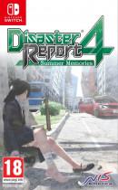 Disaster Report 4 : Summer Memories - Nintendo Switch