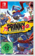 Prinny 1 & 2 : Exploded and Reloaded - Nintendo Switch