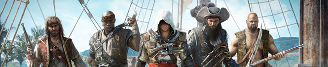 Interview de Jean Guesdon, Creative Director d'Assassin's Creed IV : Black Flag