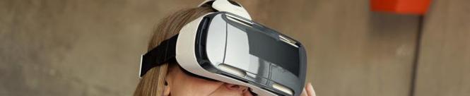 Samsung Gear VR : la réalité virtuelle de poche