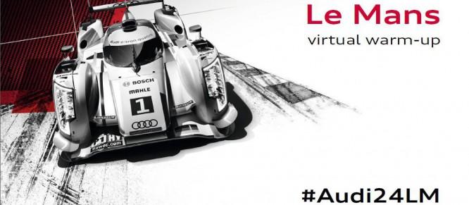 Le Mans Virtual Warm-Up : 24h chez Audi sur Forza 5