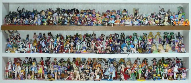 Figurines de collection : tour d'horizon des grandes marques