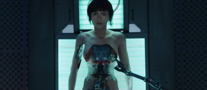 Ghost in the Shell : un film qui a du coeur