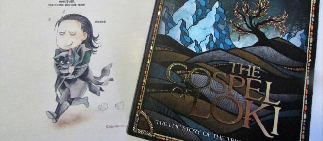 L'Evangile de Loki : la mythologie nordique revisitée par le Dieu de la Tromperie