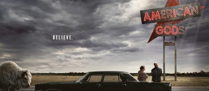 American Gods : Livre VS Série