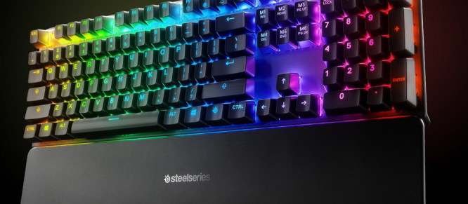 Clavier SteelSeries Apex 7
