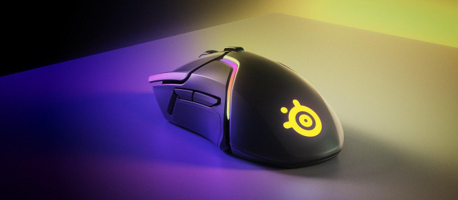 Souris SteelSeries Rival 650