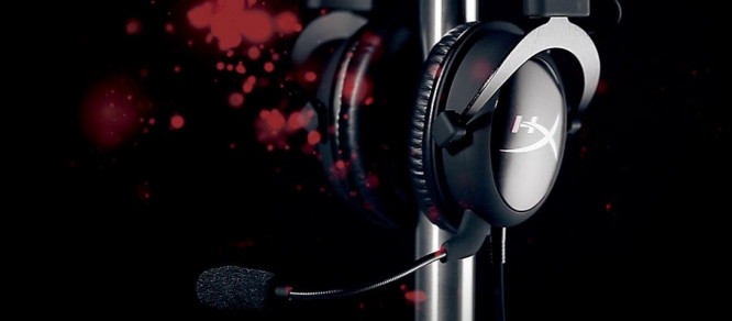 Casque HyperX Cloud Alpha