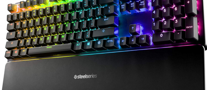 Clavier SteelSeries Apex 5