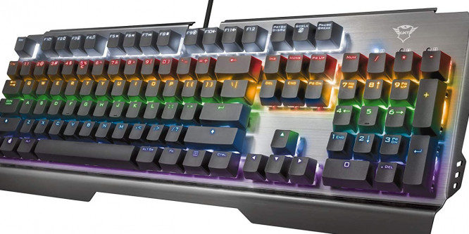 Clavier Trust Gaming GXT877 Scarr