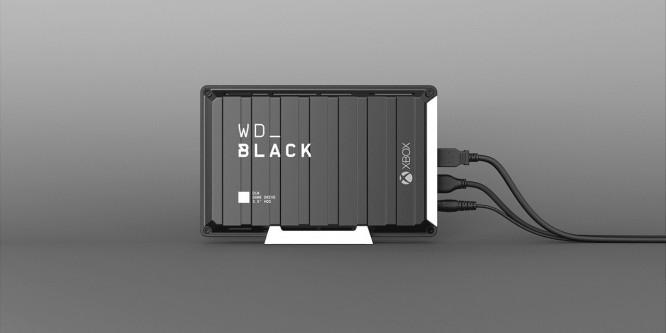 Disque dur externe Western Digital WD_BLACK D10