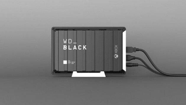 Disque dur externe Western Digital WD_BLACK D10