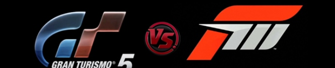 GT5 Vs Forza 4 : le clash des grosses cylindrées