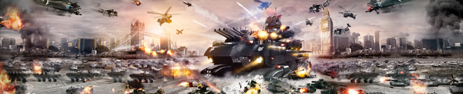 End of Nations - La preview de l'E3 2012