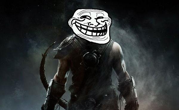 La folie Skyrim