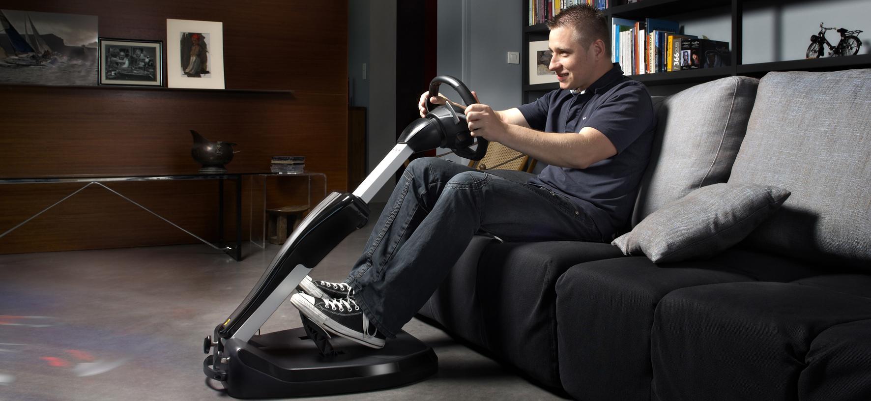 les nouveaut s de thrustmaster vibration gt cockpit 458 italia edition. Black Bedroom Furniture Sets. Home Design Ideas