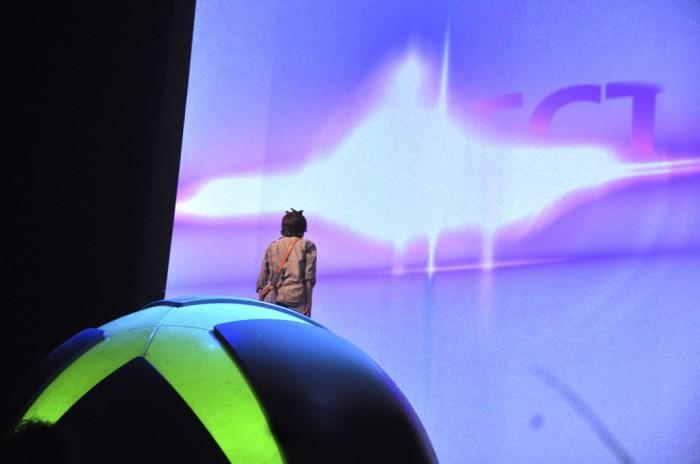 Soirée présentation de Natal (Kinect)